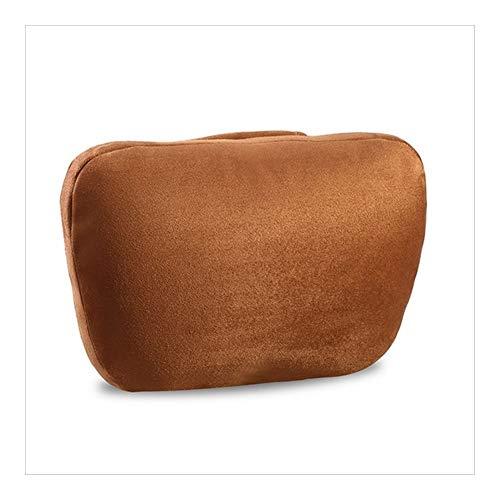 Almohadas De Viaje Compatible con May-bach Diseño Clase S del cuello del coche almohada reposacabezas del asiento Soporte Almohada de viaje Protector de cuello Accesorios Automóviles asiento Accesorio