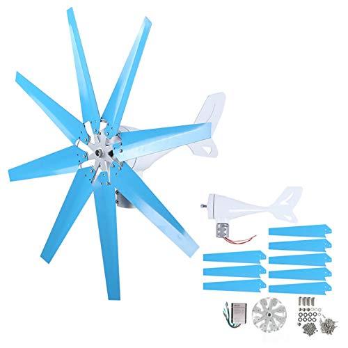 Wind-Turbine-Kit-Wind-Turbine-Genertor-Kit-400W-HorizontalAxis-with-Controller-NE400S9-Electrical-Machinery