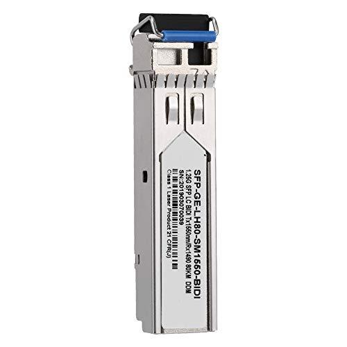 AMONIDA Optisches Modul für Transceiver aus Zinklegierung, optisches Singlemode-Modul , Hochleistungsserver für die Hochgeschwindigkeitsdatenübertragung