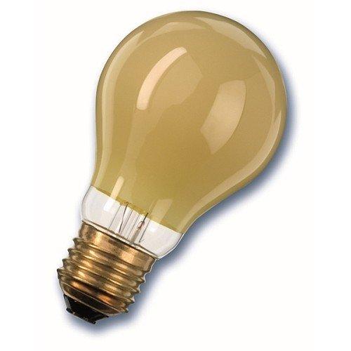 RADIUM Lampenwerk STANDARDLAMPE A 11W/240/E27 gelb