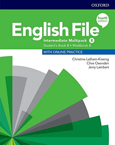 English File 4th Edition Intermediate. Multipack b (English File Fourth Edition)