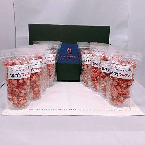 あまおう 通販 アイス 冷凍苺 朝摘み 完熟 かき氷 デザート (クラッシュ1600g)