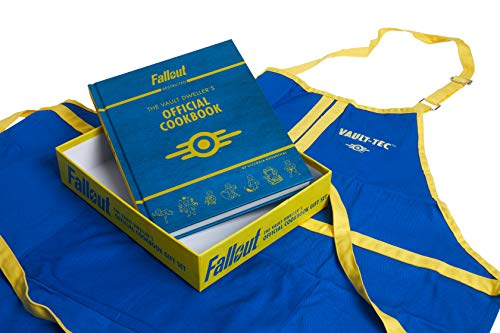 FALLOUT THE VAULT DWELLERS OFFICIAL COOKBOOK GIFT SET