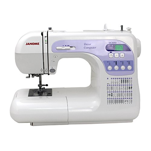 SYS Score: 9.8 | Janome DC3050 Computerized Sewing Machine with Exclusive Bonus Bundle