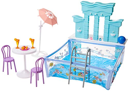 Irra Bay Dollhouse Furniture (Water Fountain)