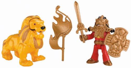 Imaginext Castle Friends Knight And Lion