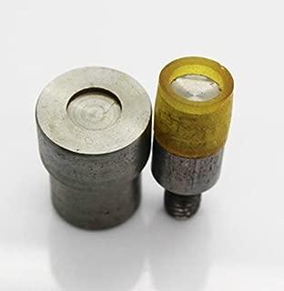 Handmade Manual Press Machine Stud Rivet Setter Punch Puncher Tools Dies 6-20mm (10mm diameter)