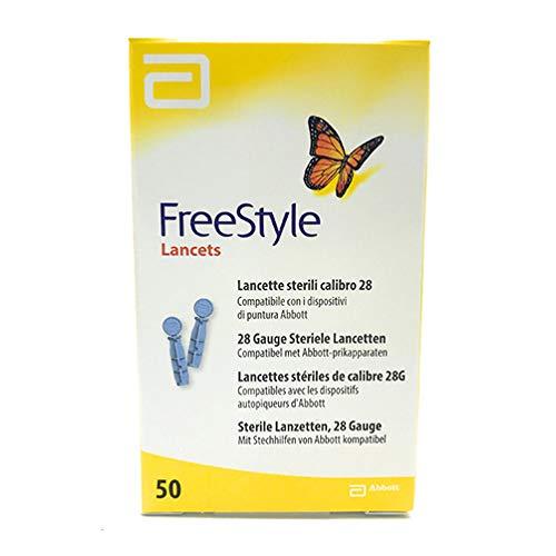 Freestyle Lancette 50Pz