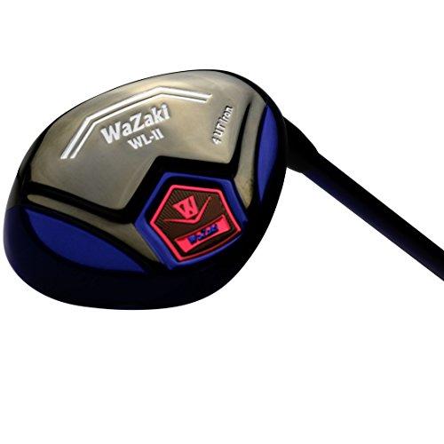 Japan WaZaki Steel Hybrid Irons Golf Club Set