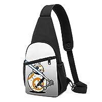 スター・ウォーズ Star Wars 11 ショルダーバッグ チェストバッグ 多機能 軽量 メッセンジャーバッグ防水旅行ウエストバッグ 携帯ポーチ カードが 小物入れ 収納 ユニセックス クロスボデ