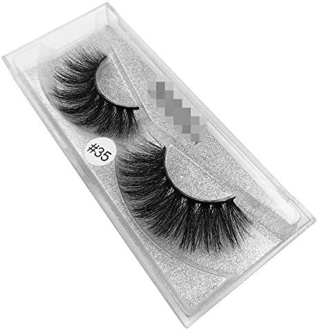 YYQ Wild Natural 3D Stereo False Imitati outlet Soft Eyelashes Max 67% OFF Handmade