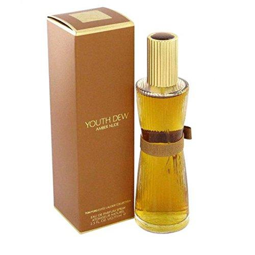 Price comparison product image Youth Dew Amber Nude By Estee Lauder For Women. Eau De Parfum Spray 2.5 OZ