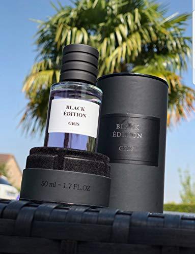 Parfum collection privée Gris Black Edition (N 2 senteur montaigne)