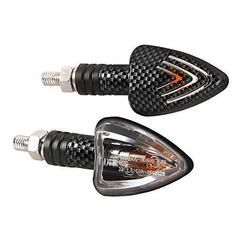 Lampa 90066 Focal, indicatori di direzione - 21W - Carbon