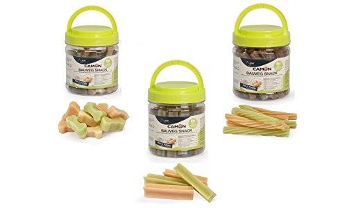 Camon Bauveg Snack Vegetali Per Cani 400gram