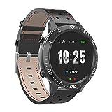 Reloj Inteligente,1.3In Pulsera De Salud Montada En La Cabeza Smart Band Fitness Tracker Pulsera Hombres Mujeres Smartwatch para Android iOS