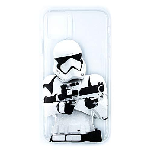 ERT Star Wars Stormtrooper Handyhülle Design für iPhone 11 - Transparent