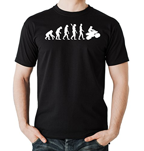 Certified Freak Quad Evolution T-Shirt Negro L