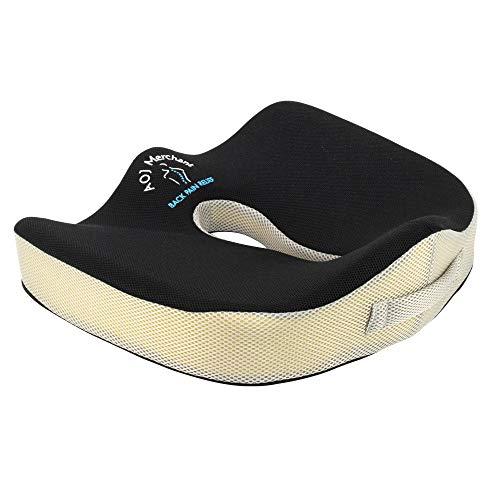 Orthopedic Memory Foam Cushion AOJ Merchant (with Out Gel)