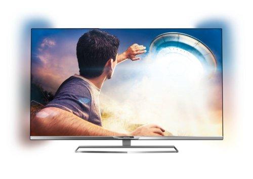 Philips 6000 Series 42PFK6309 42' Full HD Compatibilidad 3D Smart TV WiFi Plata - Televisor (Full HD, A++,...
