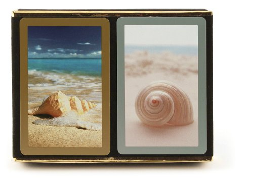 Congress Seashell Playing Cards