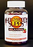 Melatonin Gummies Now 50% more MADE in the USA, Hollywood Supps