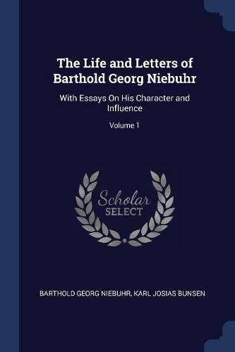 LIFE & LETTERS OF BARTHOLD GEO