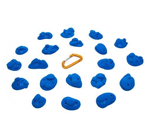 DIDAK's Pack de Presas de Escalada Pebbles