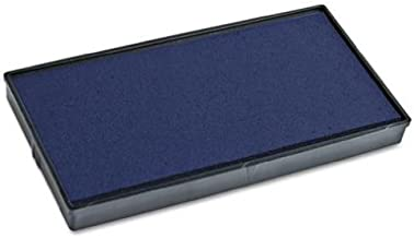 COSCO 2000 PLUS Replacement Ink Pad for Printer, Blue (COS065477) by Cosco