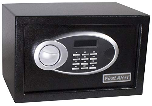 First Alert 4003DFB Anti-Theft Safe with Digital Lock