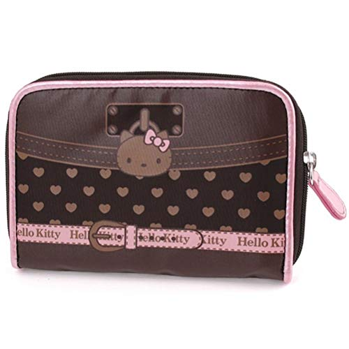 Hello Kitty Portefeuille chocolat coeur by Camomilla