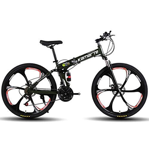 Dapang Bicicleta de montaña de Doble suspensión Completa,