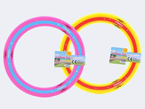 Frisbee-ring Neon, 1 stuks, 25 cm