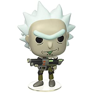 Funko Pop Rick Armado (Rick & Morty 172) Funko Pop Rick & Morty