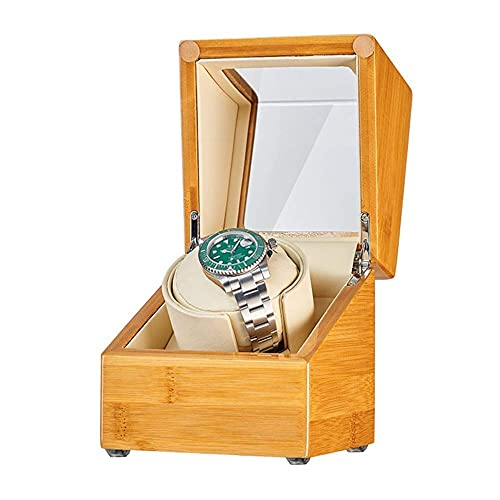 YQTXDS Caja enrolladora de Reloj, Caja enrolladora...
