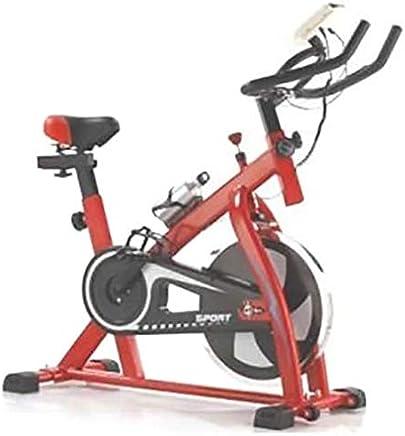 Marshal Fitness Whole Body Cardio Master Spinning Bike Exercise Bike-1832 - Multi Color