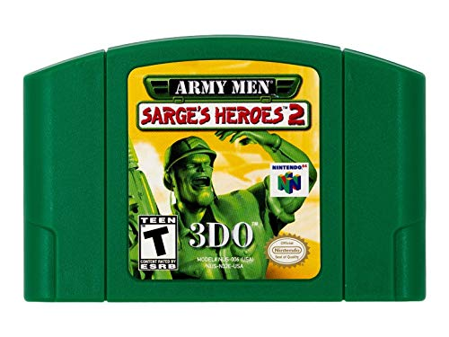 Army Men - Sarge's Heroes 2 (Renewed)