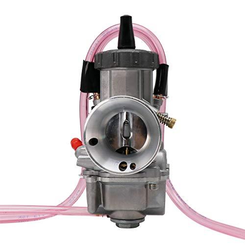 Gazechimp Hochwertiger Vergaser Ersatzvergaser fit für KTM 125ccm/ 150ccm/ 200ccm/ 250ccm ATV Quad Dirt Bike