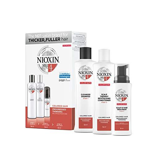 Nioxin 3d Care System 4 Set Shampoo 150ml + Conditioner 150ml + Behandlung 40ml