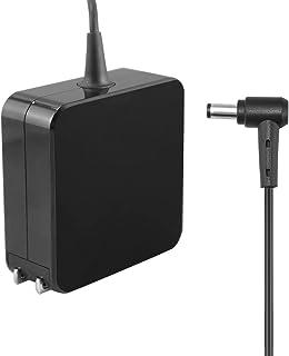 HEMO 65W 19V 3.42A【急速ACアダプター】 PC-パソコン-充電器 対応 ASUS U24E UL20A N10 K50 Asus VivoBook:Q301 Q301L Q301LA/ S300 S300CA/ A52F A5...