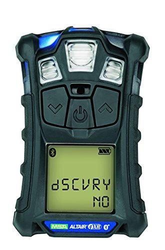 Msa Safety Sales, Llc 10178557 Altair 4XR Detector multigas: LEL, O2, H2S & CO, carbón, Cargador norteamerican