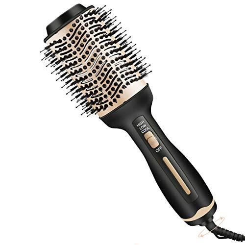 SutMsh secador de pelo cepillo-secador de pelo y dispositivo