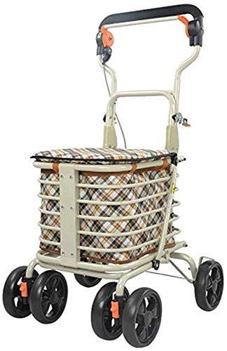 MYERZI Kreative klappbaren tragbares vierrädrigen Motorroller einfach sitzen Flexible Zwei-Wege-Rad zu Arbeiten Sonstiges/Haus Verschieben