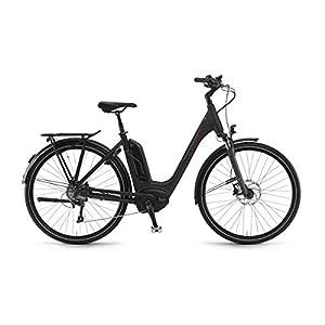 Winora Tria 10 500 Unisex Pedelec E-Bike Trekking Fahrrad schwarz 2019