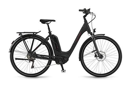 Winora Tria 10 500 Unisex Pedelec E-Bike Trekking Fahrrad schwarz 2019: Größe: 54cm
