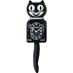 Kit Cat Klock Limited Edition Lady (Black)