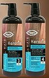 Best Keratin Treatments - After Keratin Treatment Shampoo & Conditioner Set Review