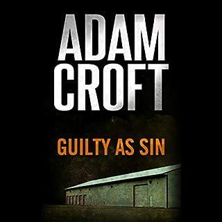 Guilty as Sin audiobook cover art