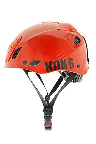 Kong Casco Mouse Sport, Rosso