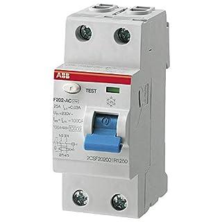 ABB F202A-25/0,03AP-R Componente Elettronico, White (B00AMHB4XS) | Amazon price tracker / tracking, Amazon price history charts, Amazon price watches, Amazon price drop alerts